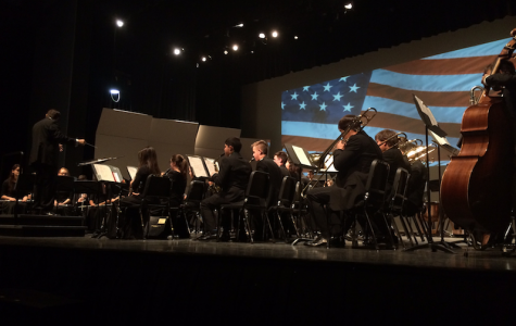 First Veteran's Day Concert Honors Our Armed Forces