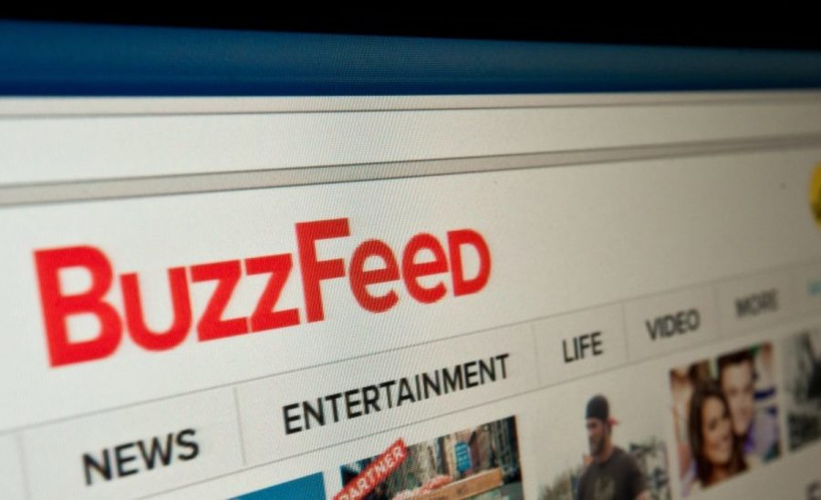 The logo of news website BuzzFeed has become commonplace on the computer screens of the masses.