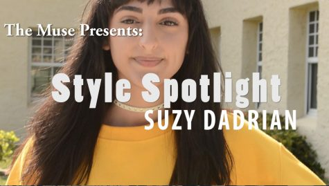 Style Spotlight: Suzy Dadrian
