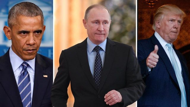 As President Barack Obama makes efforts to punish Vladimir Putin for the alleged hacking of the Presidential Election through the enactment of Russian sanctions, President Elect Donald Trump has chosen to rather come out against such actions being taken.