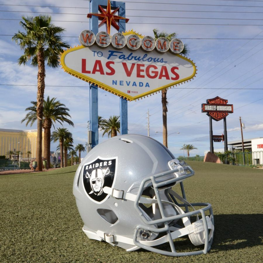Raiding Las Vegas