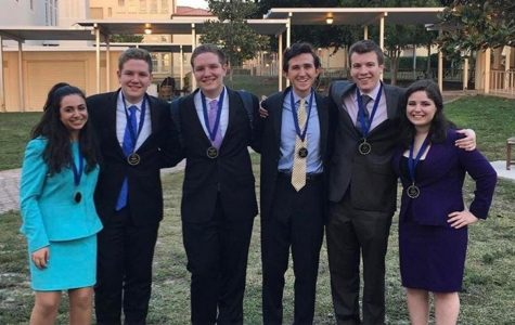 Dreyfoos Debate Conquers 'Cat Nats'