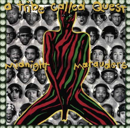 """Electric Relaxation,"" is the eighth track on ""A Tribe Called Quest's"" 1993 album, ""Midnight Marauders,"" it reached platinum in 1995."