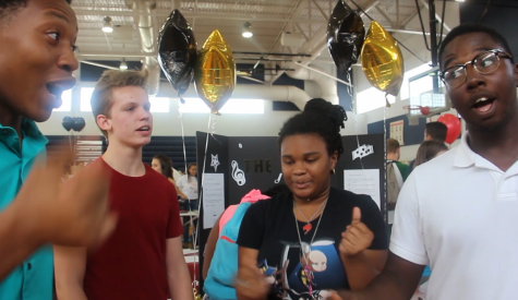 Club Rush Offers Involvement and Opportunity for Students