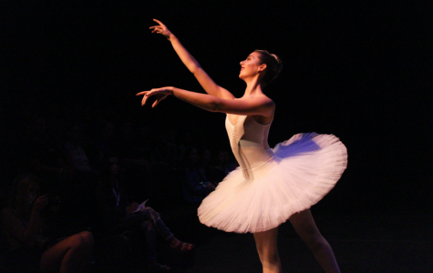 Dance Seniors Shine at Solo Showcase