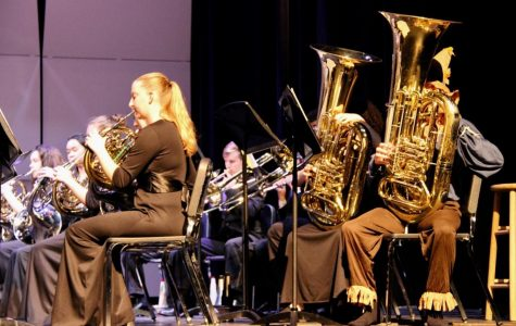 Band Concert Honors Veterans