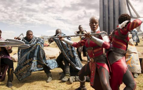 """BLACK PANTHER"" BREAKS BARRIERS"