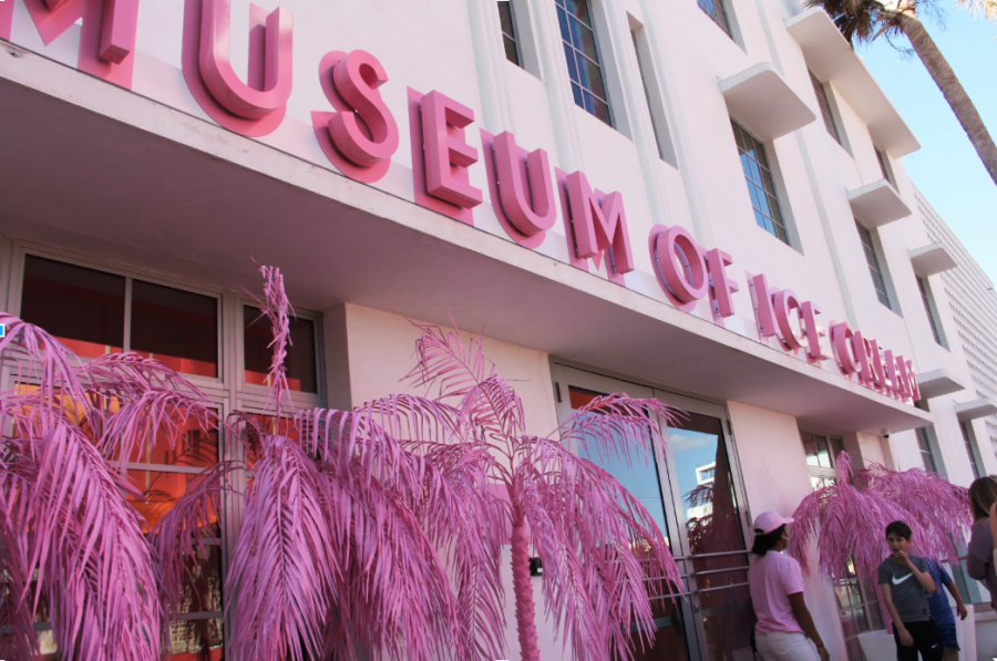 Museum of Ice Cream Review