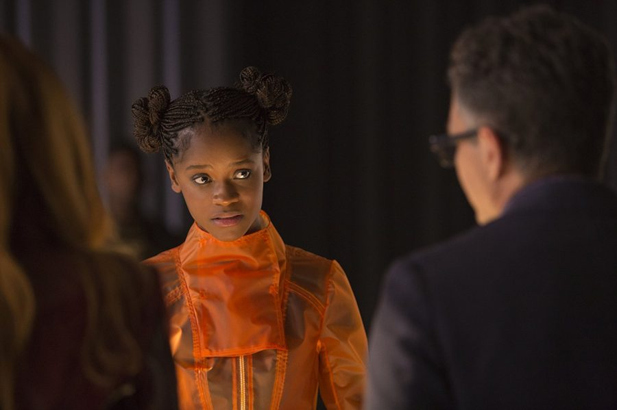 """In """"Avengers: Infinity War,"""" Letitia Wright reprises her role as T'challa's sister, Shuri, in her second film amongst the Marvel Cinematic Universe. Shuri is an innovative mind, and her inclusion insinuates that her technological skills may be influential and necessary to the Avengers in the fight against Thanos."""