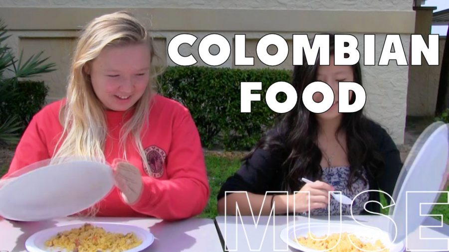 DREYFOOS TRIES: COLOMBIAN FOOD