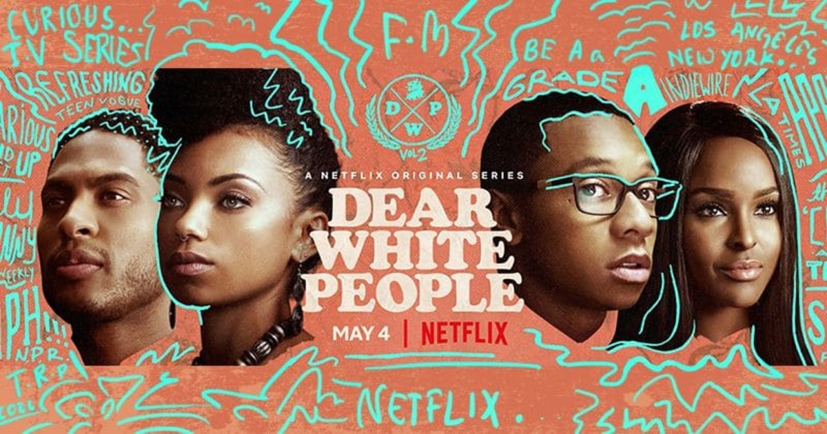 DEAR WHITE PEOPLE VOLUME 2: REVIEW