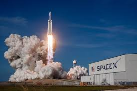 THE SECOND SPACE RACE