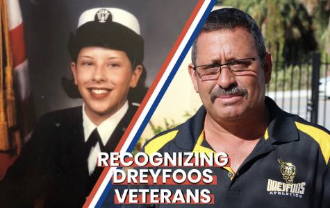 RECOGNIZING DREYFOOS VETERANS