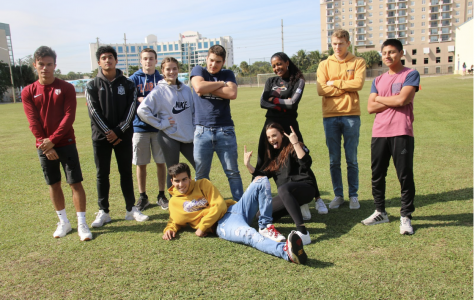KICKING OFF SPIRIT WEEK: TEACHER VS STUDENT KICKBALL GAME