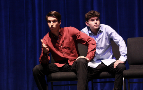 DREYFOOS TAKES CENTER STAGE