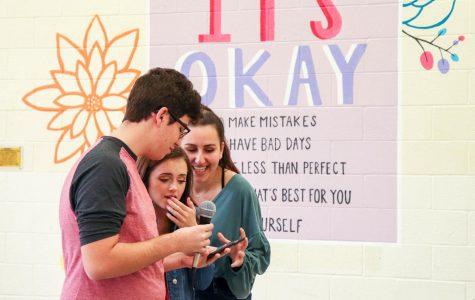 SCHOOLWIDE MENTAL HEALTH WEEK COMBATS STIGMA