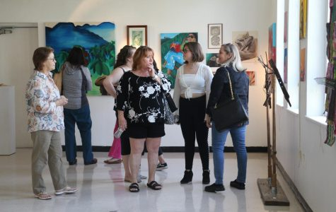 SPRING ART SHOW: PHOTO GALLERY