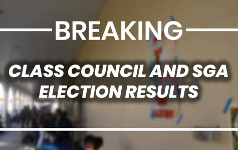 BREAKING: CLASS COUNCIL AND SGA ELECTION RESULTS