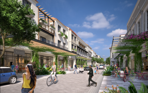 CITYPLACE TAKES ON NEW IDENTITY: ROSEMARY SQUARE