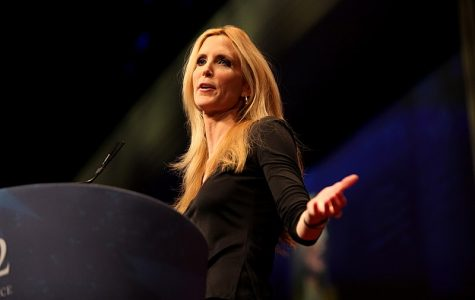 WHY WE SHOULD BE A LITTLE MORE LIKE ANN COULTER
