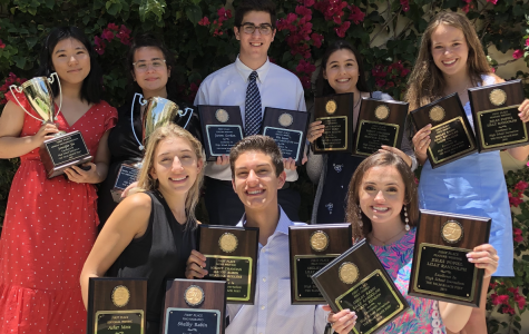 THE MUSE WINS FIRST PLACE AT THE PALM BEACH POST EXCELLENCE IN HIGH SCHOOL JOURNALISM AWARDS