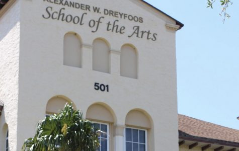 MR. DREYFOOS WITHDRAWS SCHOOL NAME CHANGE REQUEST