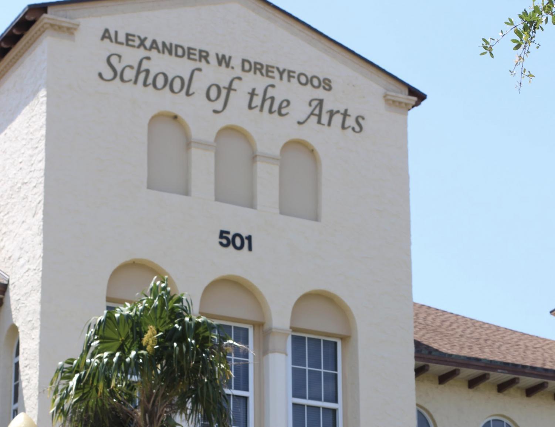 MR. DREYFOOS WITHDRAWS SCHOOL NAME CHANGE REQUEST
