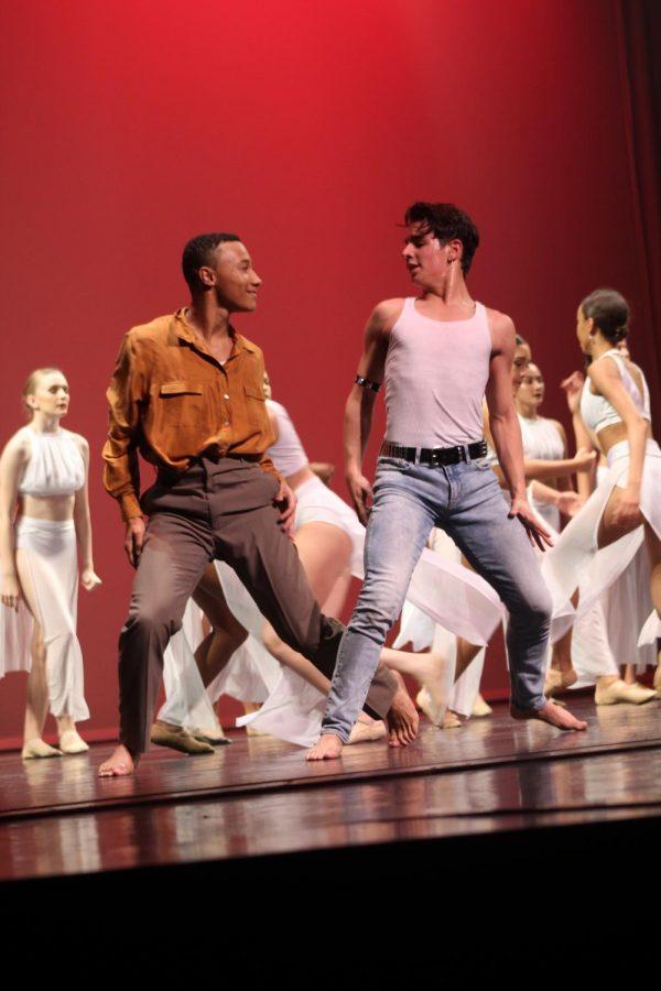 THE STIGMA OF MALE DANCERS