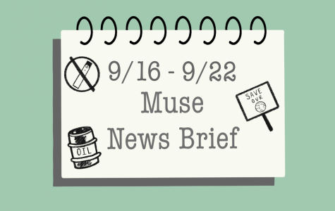 9/16 to 9/22 NEWS BRIEFS