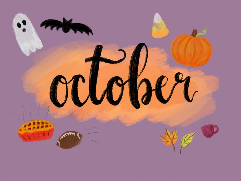 IN HONOR OF OCTOBER