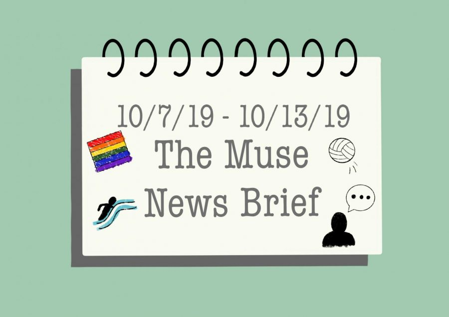 NEWS BRIEF FOR 10/7-10/13