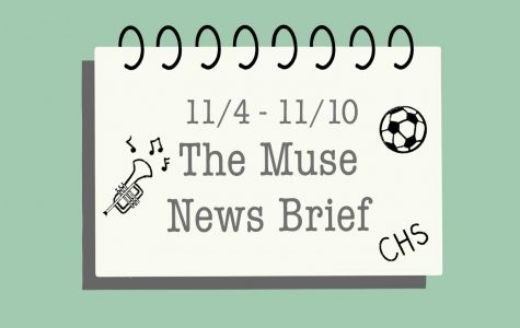 11/4–11/10 NEWS BRIEF: GIRLS SOCCER JAMBOREE, BAND CONCERT, CHS INDUCTION AND MORE