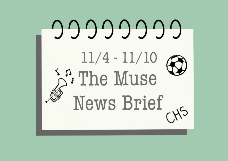 Here are some of the biggest events and news stories that took place on campus the week of Nov. 4–10.