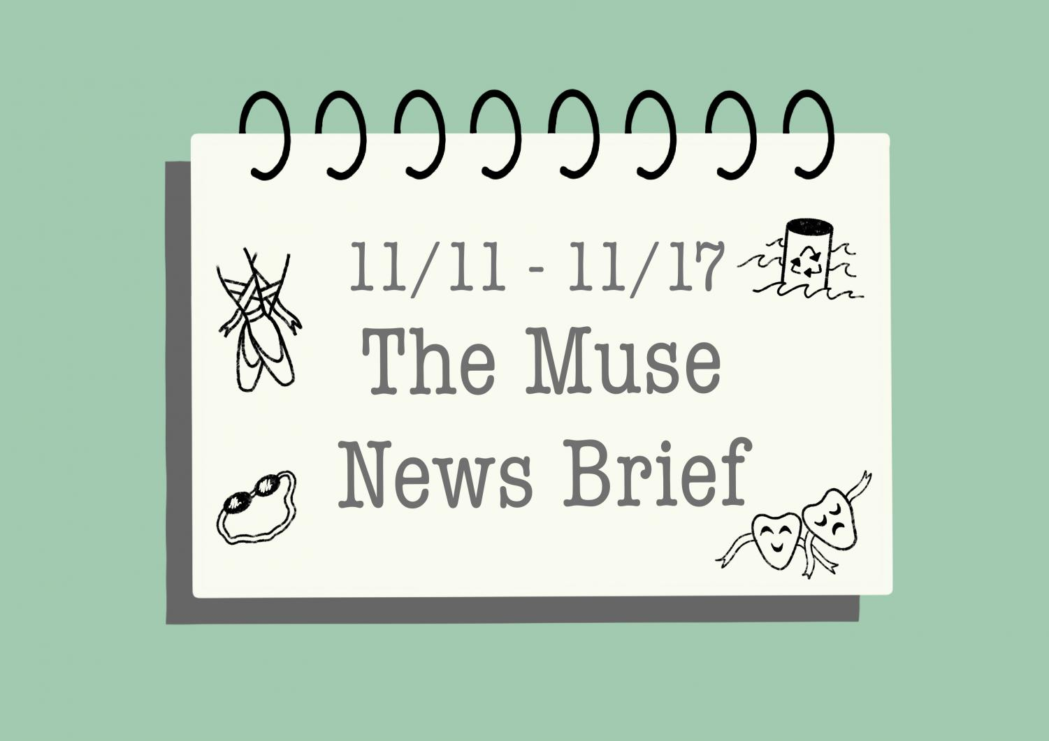 Here are some of the biggest events and news stories that took place the week of Nov. 11–17.