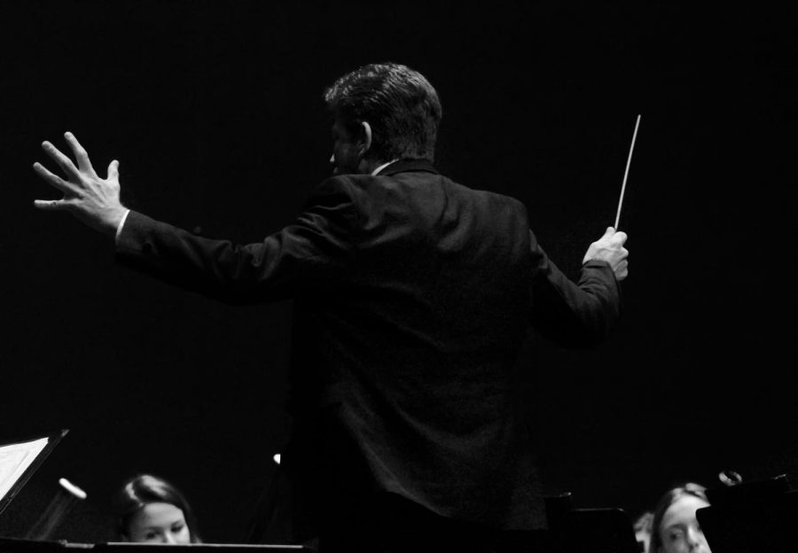 black+and+white+conductor