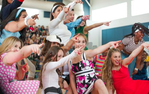 FROM LEOTARDS TO POODLE SKIRTS: GENERATION DAY RECAP