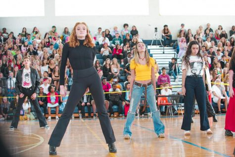 INSIDE SPIRIT WEEK: WHAT IT TAKES TO CHOREOGRAPH THE DANCES
