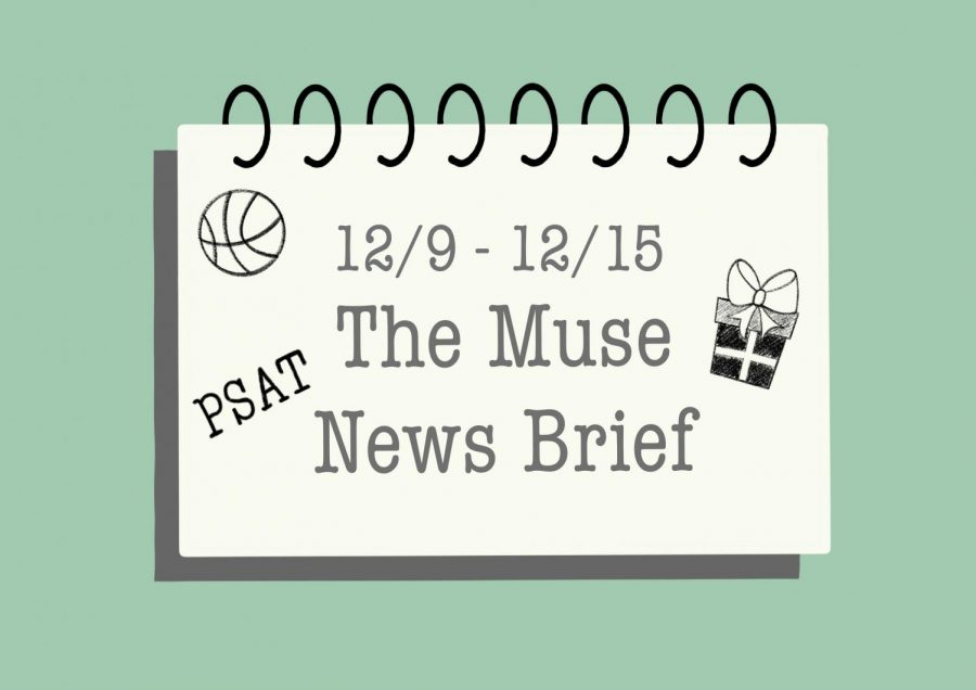 Here are some of the biggest events and news stories that took place the week of Dec. 9–15.