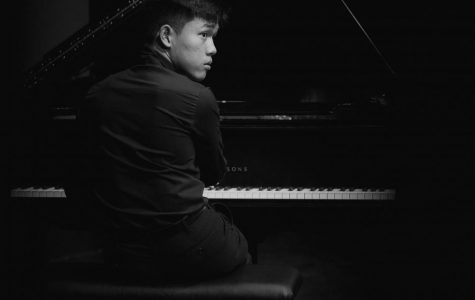 Piano sophomore Philip Ye