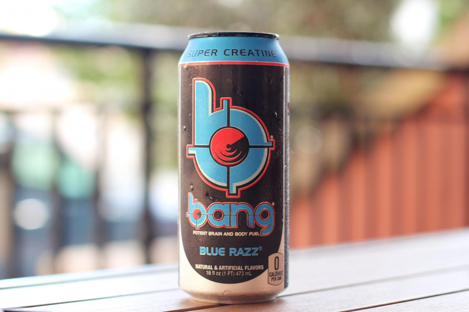 OUT WITH A BANG: RISING ADDICTION TO THE NEWEST CAFFEINATED DRINK