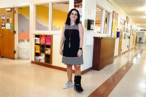 """""""It's time for me to get back to my people and my kids"""": Mrs. Ferrera Returns to Campus"""