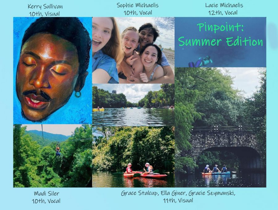 PINPOINT: SUMMER EDITION