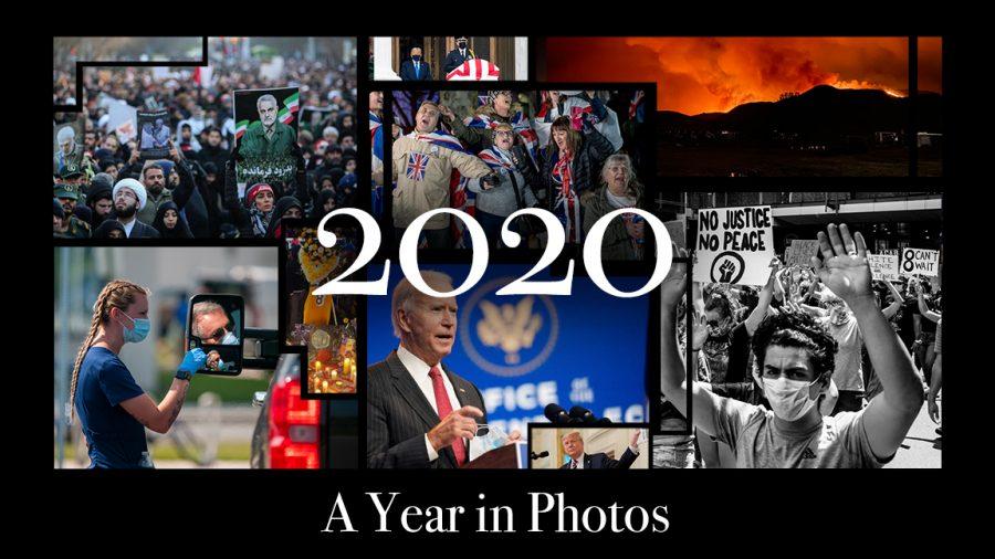 2020 in Photos: Capturing Chaos