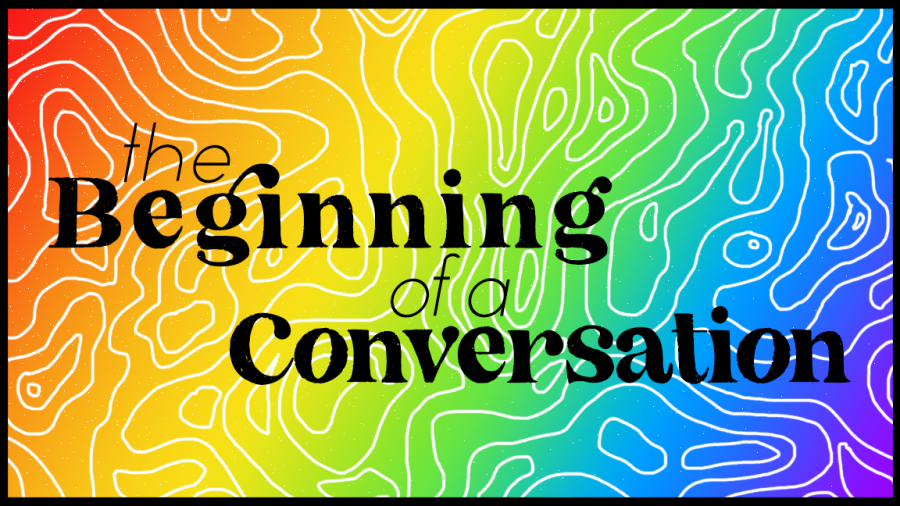 """The Beginning of a Conversation"""